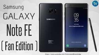 Samsung note Fe bisa dicicil tanpa kartu kredit proses cepat ga ribet