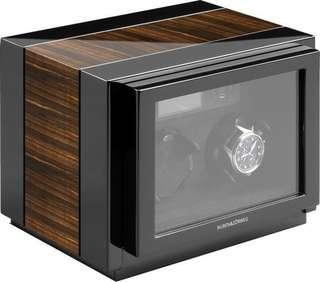 Buber & Zorweg Vantage 2 ( Macassar ) Luxury Watch Winder 自動錶盒