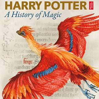 [PO] Harry Potter - A History of Magic : The Book of the Exhibition