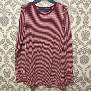 Striped Red Longsleeve