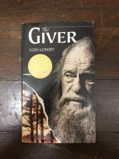 The Giver- Lois Lowry