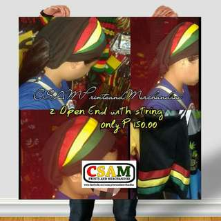 Reggae two open end with string head protection