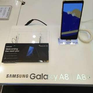 Samsung Galaxy A8 2018 promo 0.99 tenor 9 bulan