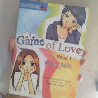 Game of Love Book 1 and 2
