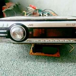 Car Audio JVC KD-DV6105