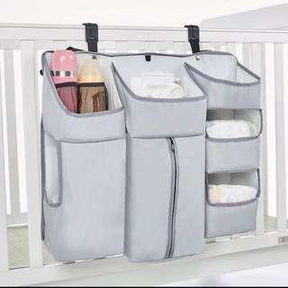 Baby cot organizer