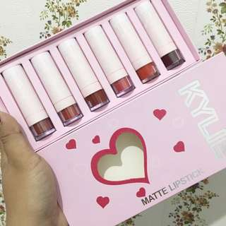 Kylie lip set