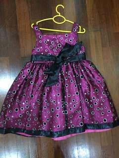 Kids Girl Dress Elegant