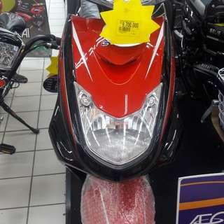 Sepeda listrik cukup bayar admin 199.000