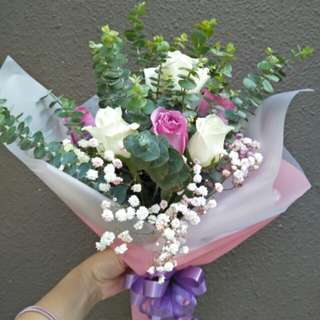 Roses Bouquet with