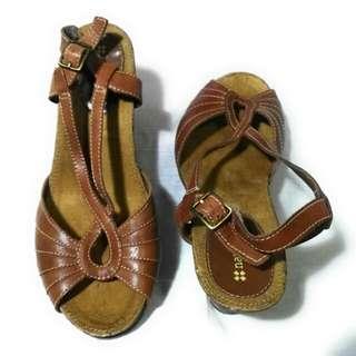 Naturalizer Slingback Wedge Sandals