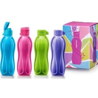 Tupperware Candy Pop Eco Bottle Set (4)