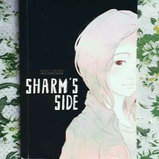 Sharm's Side Wattpad Book Selfpub by pilosopotasya