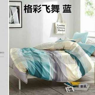 Bed Sheet with comforter