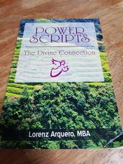 Power Scripts by Lorenz Arquero