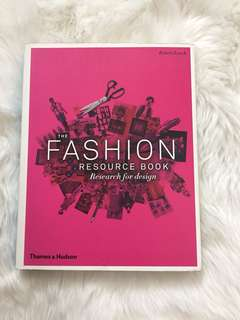The Fashion Resource Book ( Research for design )