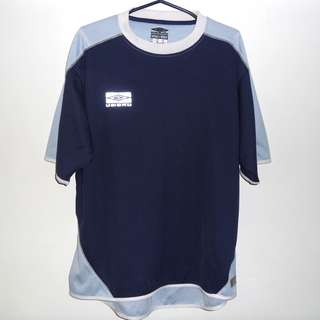 Charity Sale! Authentic Umbro Workout Top Stretch Size L