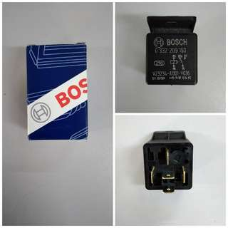 Bosch Relay 12V 20/30A (87a 5 pin)