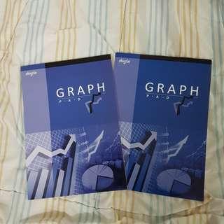 Graph pad/paper