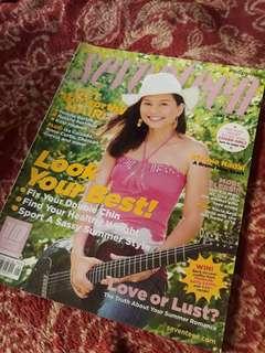 Seventeen Magazine- May 2005
