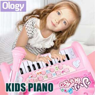 Kids Children Piano Keyboard Musical Music Instrument Educational Play Toy Fun Gift Idea