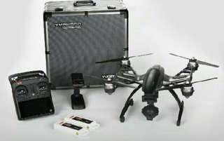 Yuneec Typhoon Q500 4k camera #easter20