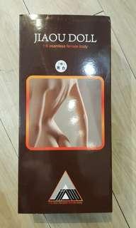 [ON SALES] JIAOU FEMALE MID BUST SUNTAN SEAMLESS BODY 1/6 SCALE