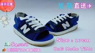 清貨出售 : NB Kids👶涼鞋👡
