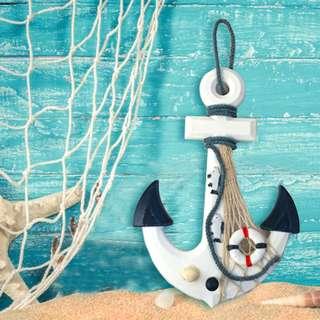 Beach Theme Anchor Hook