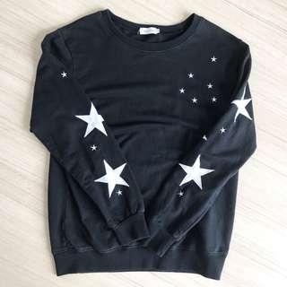 Milktee Star Jumper