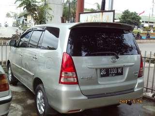 "Toyota Innova Tipe Gt 2006 ""Matic"" (doubel din)"
