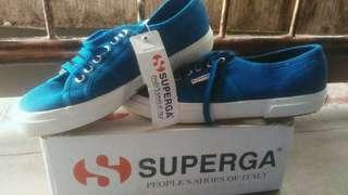 Superga - Sea Blue - Original