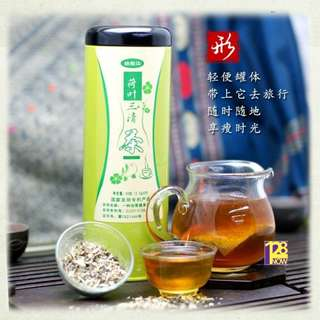 [slimlady] #LotusLeafTea Lose weight tea Slimming Tea Slim 姑娘江: 荷叶三清茶