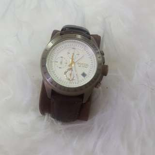 fossil authentic full set