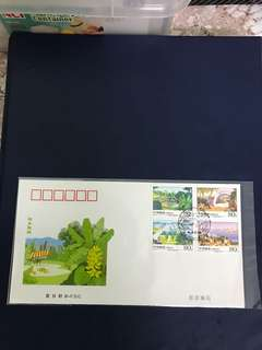 China stamp 2004-10 B-FDC