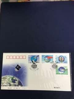 China stamp 2000-23 FDC