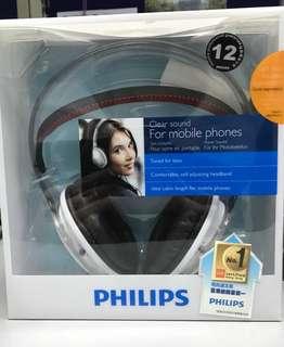Philips 全新 Headphone