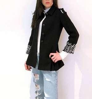 Aalis Black Jacket