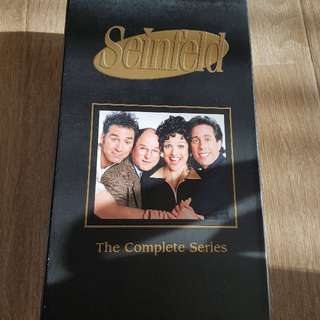Seinfeld The complete series