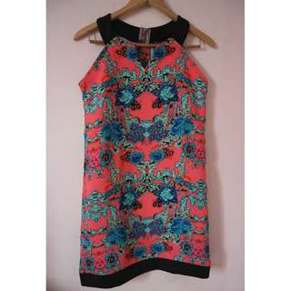 Taylor & Company Pink Dress