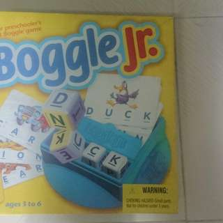 Boggle Jr. !!!