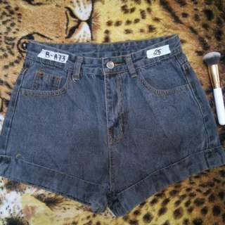 Denim short #13