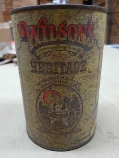 Wilson's Heritage Coffee Tin
