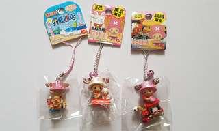 One Piece Chopper mobile straps