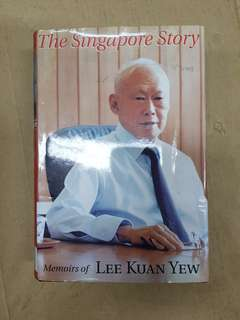 The Story of Singapore- memoirs of Lee Kuan Yew