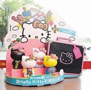 Hello Kitty Mac Donald Set