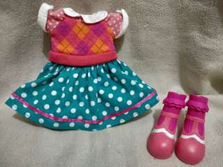 Lalaloopsy Dress with Shoes