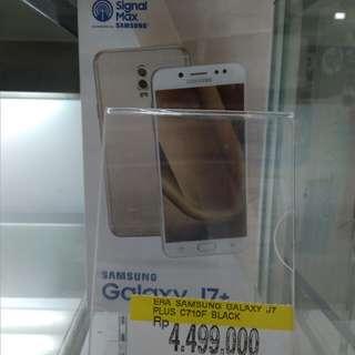 Samsung J7+ Bisa Dicicil Proses cepat cukup 3 menit.