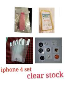 iphone 4 set