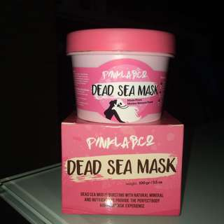 PRELOVED Dead Sea Mask Pinklab.co